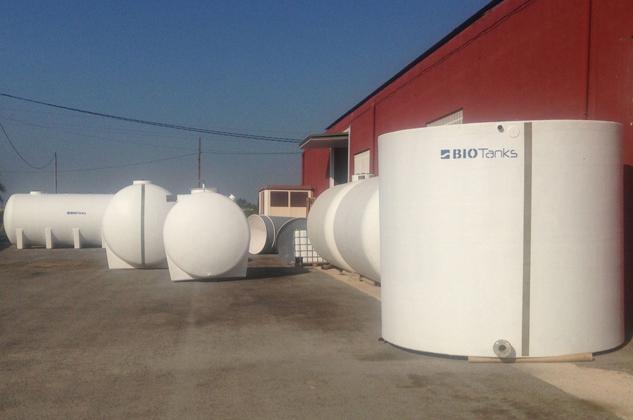 fabricantes de depositos para agua potable