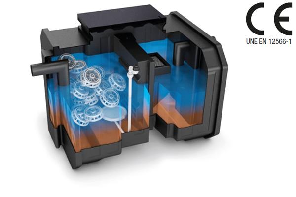 Depuradora de agua domestica depuradora de oxidacion total - Depuradora agua domestica ...