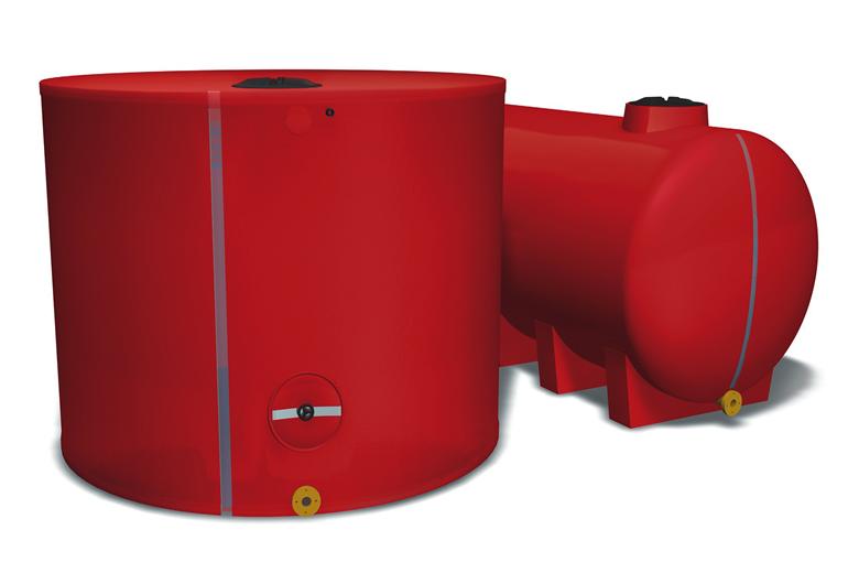 Depositos de agua - Deposito contra incendios