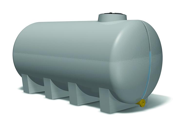 Depositos de agua - Deposito horizontal aereo