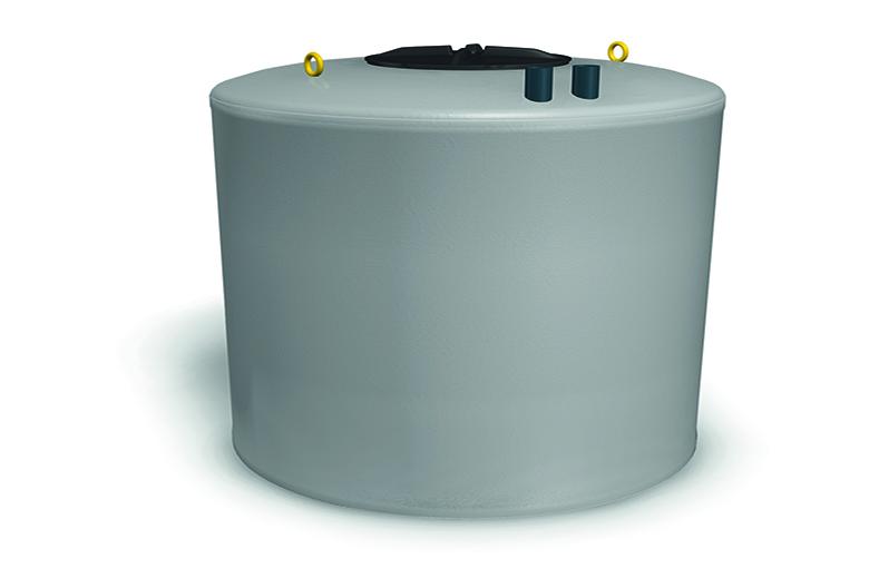 Depositos de agua potable - Deposito vertical enterrar