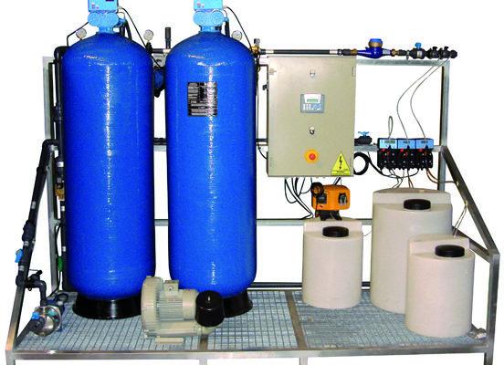 tratamiento de aguas grises biogrey