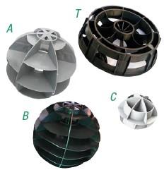 relleno plastico | accesorios depuradoras